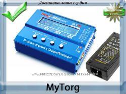 Зарядное устройство skyrc imax b6 mini 60 вт с блоком питания