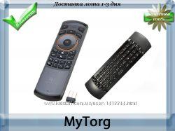 Rii i25 универсальный пульт дистанционного управления с русской клавиатуро
