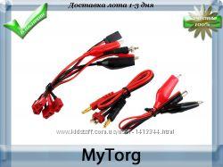 Коннекторы для зарядного устройства imax b6 b6ac