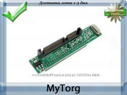 Переходник адаптер с ide 2. 5-44pin - sata 2. 5-22pin