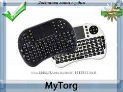 Беспроводная мини клавиатура rf rii mini i8 wireless с тачпадом