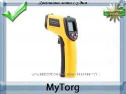 Бесконтактный лазерный термометр benetech gm320