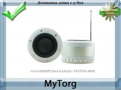 Портативная колонка jhw-5300 c fm-радио mp3mp4 usb