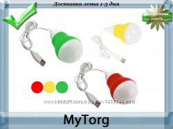 Энергосберегающая led-лампа usb