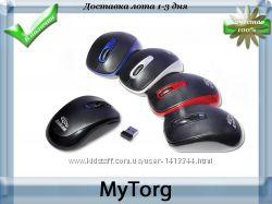 Беспроводная оптическая мышь r-horse