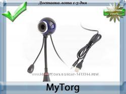 Веб камера для компьютера cmos с микрофоном
