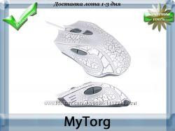 Игровая мышка mosunx 1200 dpi optical