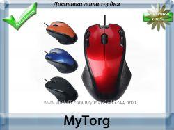 Проводная мышь gaming mouse optical 4 цвета