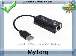 Внешняя сетевая карта ethernet adapter 2. 0