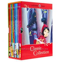 Книги на английском - подарочный набор Classic Collection из 10 книг
