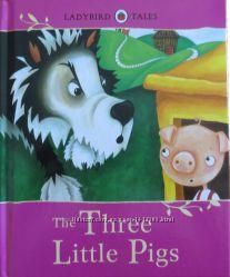 Книги на английском для детей - классические сказки