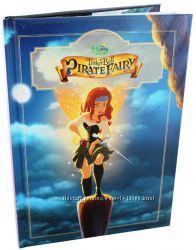 Книги на английском для детей Tinker Bell & the Pirate Fairy
