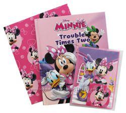 Книги на английском - Дисней Minnie Mouse