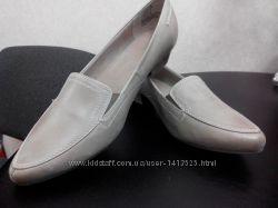 Отличные новые кожаные туфли Jana, р. 40 UK 6, 5