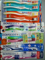 зубная щетка Dontodent
