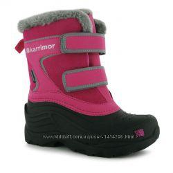 Зимние ботинки сноубутсы karrimor 33-34