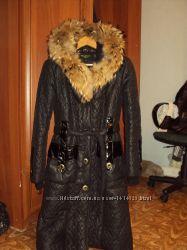 Продам зимнее пальто на силиконовой основе