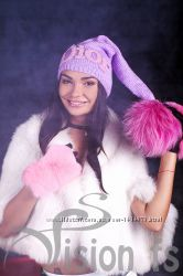 Новая цена  Модная вязанная шапка Florentino