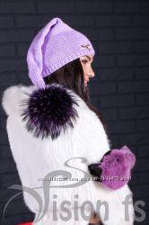 Новая цена. Модная шапочка от Vision FS