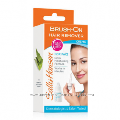 SALLY HANSEN brush-on hair remover for face