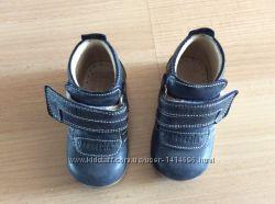 осенние ботиночки Ortopedia