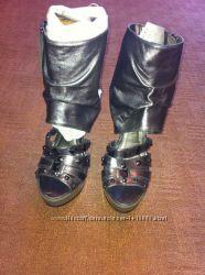 Продам ботильоны, сапожки, туфли  босоножки carvela