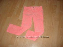 Вельветовые джинсы шикарного цвета
