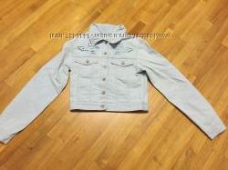Фирменная джинсовая курточка KRIZIA Турция