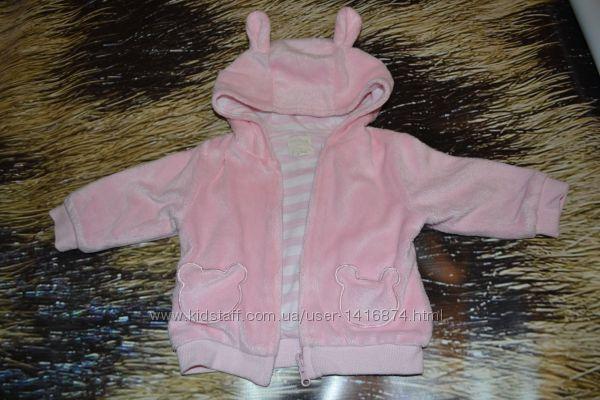 Курточка для девочки 62 размера