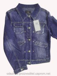 Джинсова куртка  L, XL р.
