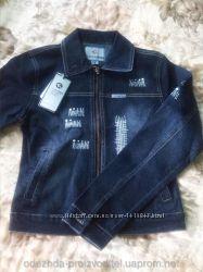Женская джинсовая куртка от S до XXXL