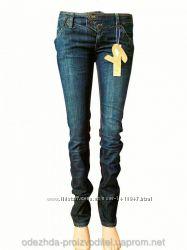Женские джинсы с 25, по 30 р.