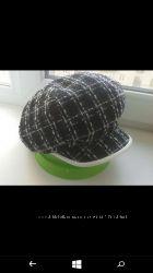 комплект шапочка с шарфом