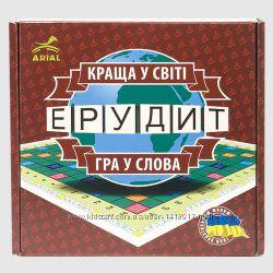 Ерудит-укр. гра в слова аналог Скрабл Scrabble