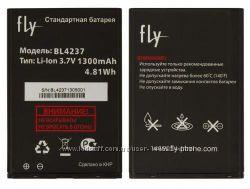 Оригинальный аккумулятор для Fly IQ245, IQ245, IQ430 Evoke, BL4237