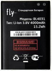 Оригинальный аккумулятор для Fly IQ4403 Energie 3, BL4031