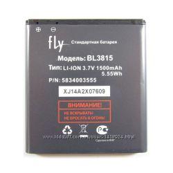 Оригинальный аккумулятор для Fly IQ4407 Era Nano 7, BL3815