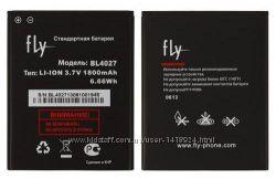 Оригинальный аккумулятор для Fly IQ4410, BL4027
