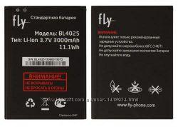 Оригинальный аккумулятор для Fly IQ4411 Quad Energie 2, BL4025