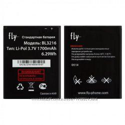 Оригинальный аккумулятор для Fly IQ4414 Quad Evo Tech 3 BL3216