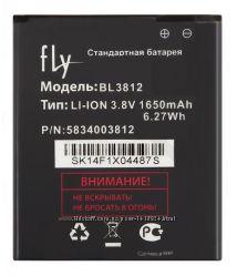 Оригинальный аккумулятор для Fly IQ4416 Era Life 5, BL3812