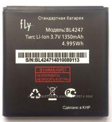 Оригинальный аккумулятор для Fly IQ442 Miracle, BL4247