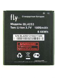Оригинальный аккумулятор для Fly IQ443 Quad Coral, BL4253