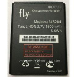 Оригинальный аккумулятор для Fly IQ447 Era Life 1, BL5204