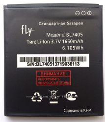 Оригинальный аккумулятор для Fly IQ449 Pronto, BL7405