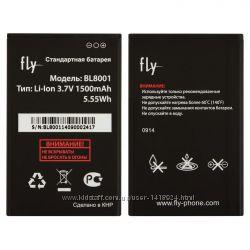 Оригинальный аккумулятор для Fly IQ4490 Era Nano 4, BL8001
