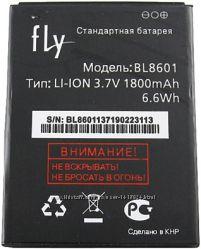 Оригинальный аккумулятор для Fly IQ4505 Quad ERA Life 7, BL8601