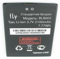 Оригинальный аккумулятор для Fly IQ4512 Quad EVO Chic 4 , BL8005
