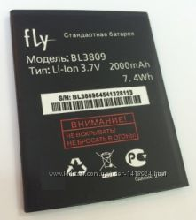 Оригинальный аккумулятор для Fly IQ458 Quad Evo Tech 2, BL3809