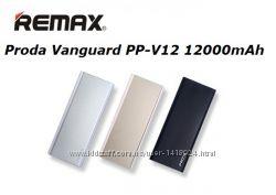 Дополнительная батарея Powerbank Proda Vanguard PP-V12 12000mAh